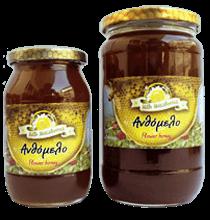 Ορεινό Μέλι Ανθέων από 5 € Φρέσκο Ελληνικό μέλι παραγωγής μας.