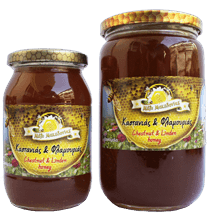 Μέλι Καστανιάς με Φλαμούρι
