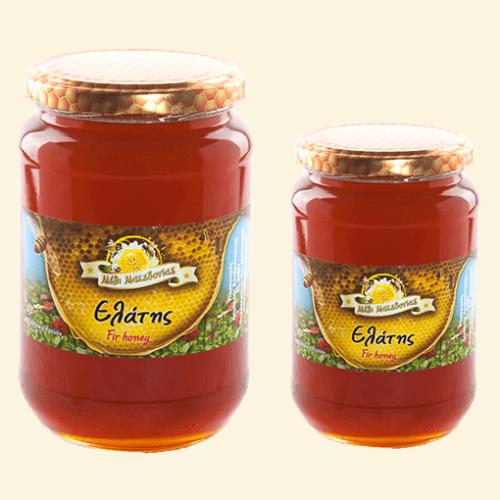 Μέλι Ελάτης. Φρέσκο Ελληνικό μέλι παραγωγής μας.