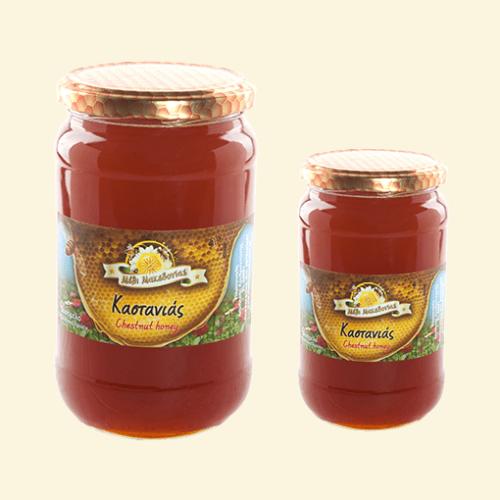 Μέλι Καστανιάς Βερμίου