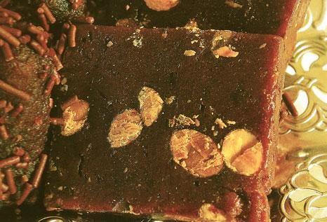 Κυδωνόπαστο απ' το Αργοστόλι με μέλι