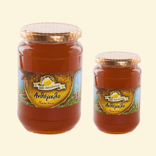 Ορεινό Μέλι Ανθέων - Ανθόμελο